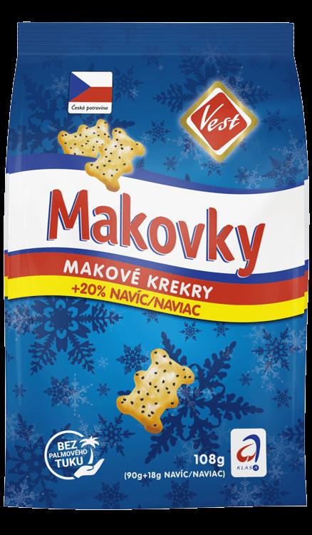 Makovky 90g