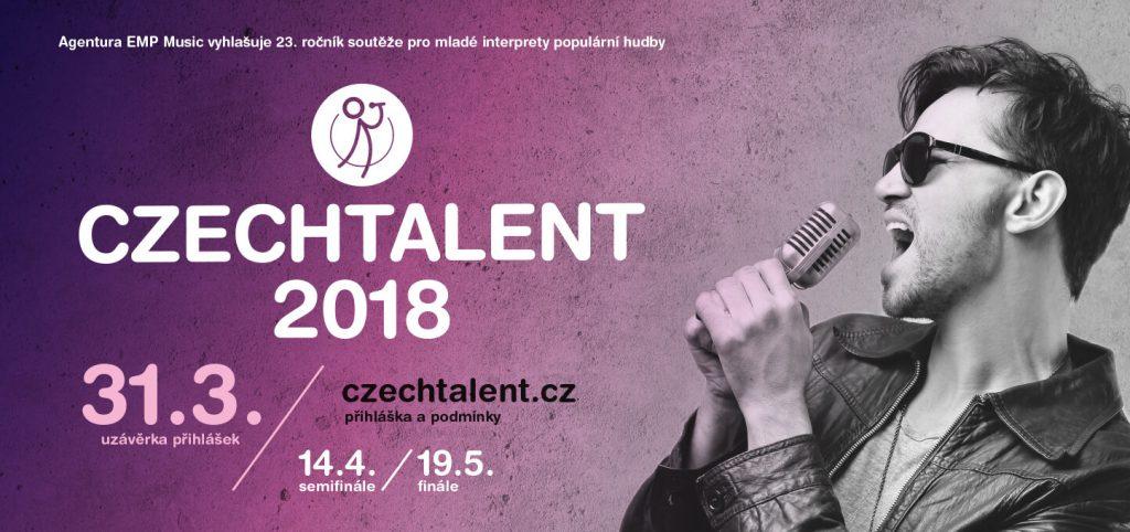Czechtalent 2018