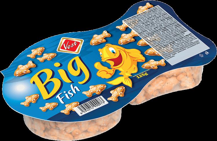 Big fish 125g