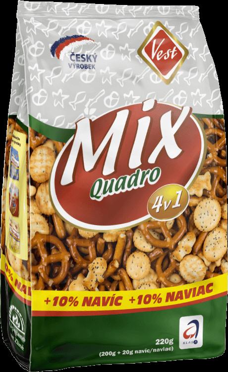 Quadro mix 200g