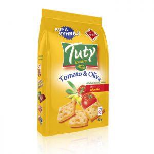 Tuty krekry Tomato a oliva