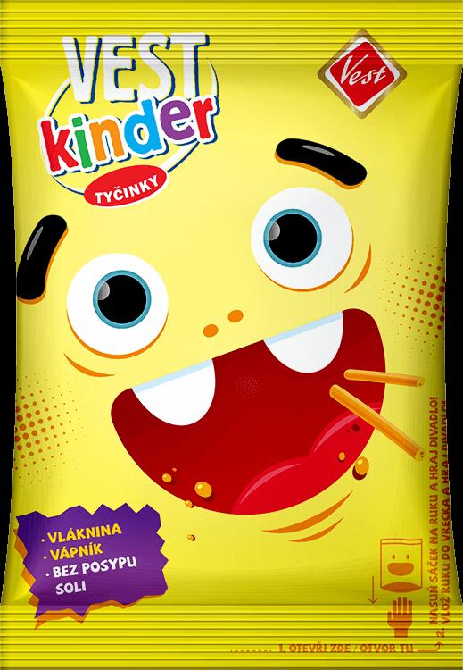 Tyčinky Kinder 50g