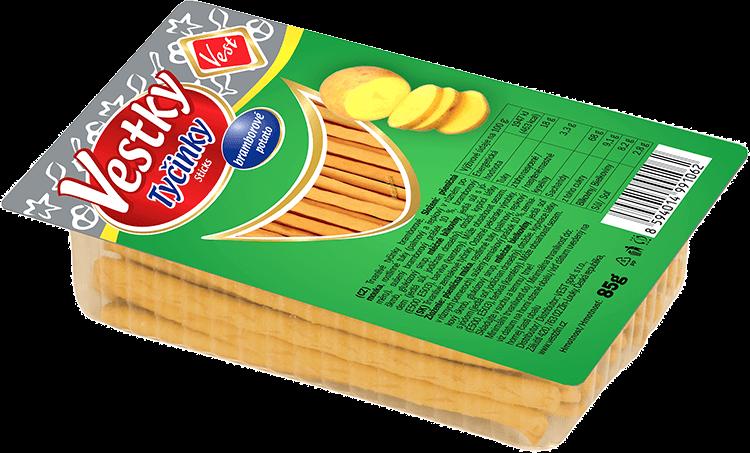 Vestky bramborové 85g
